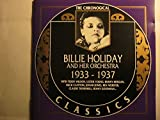 Songtexte von Billie Holiday and Her Orchestra - The Chronological Classics: Billie Holiday and Her Orchestra 1933-1937