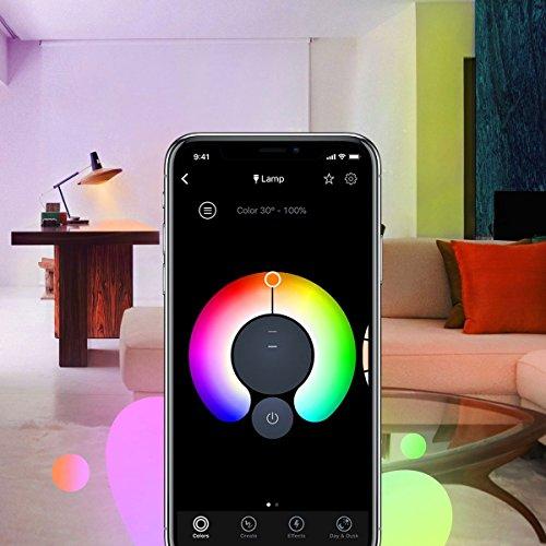LIFX Z Erweiterung für LED-Lichtbandeinsatz Mehrfarbig, dimmbar, kein Hub erforderlich, funktioniert mit Amazon Alexa, Apple HomeKit und Google Assistant - 20