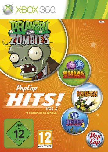 PopCap Hits 2! (Popcap Games Für Xbox 360)