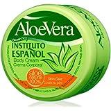 Instituto Español - Tarro Crema Aloe-Vera 400 ml