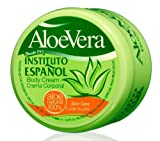 Instituto Espanol, Crema corpo e mani all'Aloe Vera, 400 ml