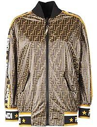 buy popular 46c7c 8a34d Amazon.it: Fendi - Giacche e cappotti / Donna: Abbigliamento