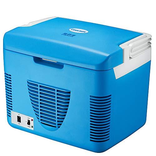 BingxiangWW 10L-Autokühlschrank, Heißer und Kalter Dual-Use-Autokühlschrank, Minikühlschrank, Lagerung Von Getränken, Fruchtinsulin Usw.