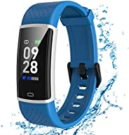 Smartwatch Cronometro Orologio Fitness Donna Uomo, Smart Watch GPS Fitness Tracker Impermeabile IP68 Cardiofre
