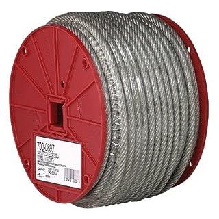 Apex Tools Group Llc 3/32X250 Clr Coat Cable 7000397 Aircraft Cable