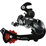 Generic Shimano Tourney RD-TZ50 Cycle Rear Derailleur GS 6/7S Speed