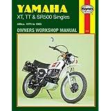 Yamaha XT, TT, and SR 500 Singles Owners Workshop Manual, No. 342: '75-'83
