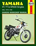 Yamaha XT, TT, and SR 500 Singles Owners Workshop Manual, No. 342:'75-'83