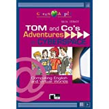 Tom and Co's Adventures in Cyberspace - Buch mit Audio-CD