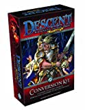 Descent: Journeys in the Dark 2nd Edition Conversion Kit DJ02 - Descent: viaje a las tinieblas. Kit de conversión