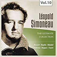 Léopold Simoneau: The Ultimate Collection, Vol. 10 (Recorded 1957 & 1959)