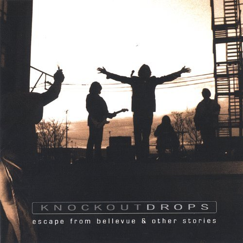 Escape From Bellevue & Other Stories by Knockout Drops (2013-08-02)