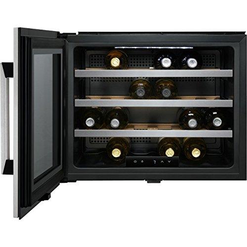 Electrolux erw0670a incasso acciaio inossidabile 24bottiglia/bottiglie a+ cantina vino