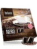 25 Nespresso kompatible Kaffee Kapseln I 100% Arabica I Nero