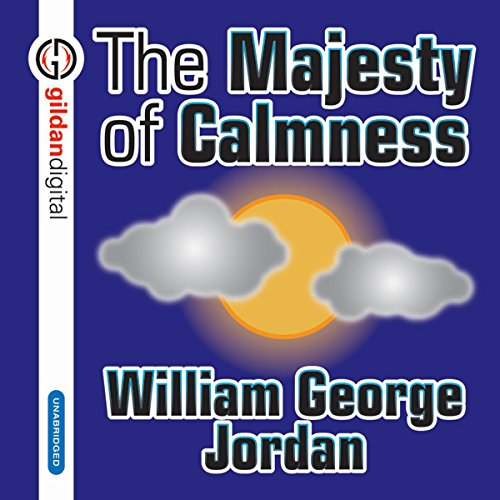 The Majesty of Calmness  Audiolibri