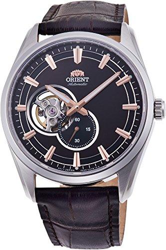 Orient Unisex Erwachsene Analog Automatik Uhr mit Leder Armband RA-AR0005Y10B