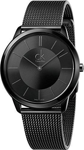 Calvin Klein Herren-Armbanduhr K3M214B1