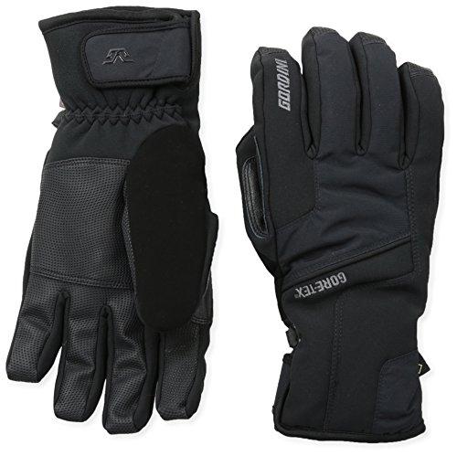 Gordini Herren Handschuhe Challenge XIII Men's, Black, L, 4G1060 (Handschuh Gordini-schwarz)