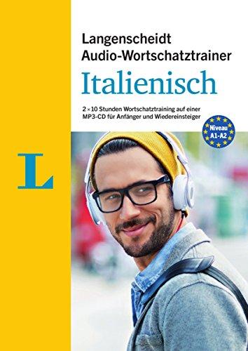 Langenscheidt Audio-Wortschatztrainer Italienisch für Anfänger - für Anfänger und...