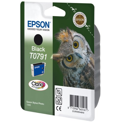 Preisvergleich Produktbild Epson T0791Tintenpatrone, Inkjet–Magenta