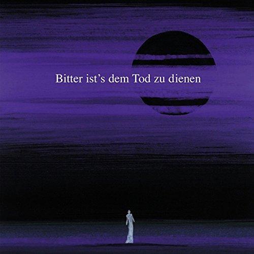 Dornenreich - Bitter Ist's Dem Tod Zu Dienen CD