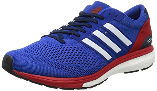 adidas Adizero Boston 6 AKTIV Royal White Red