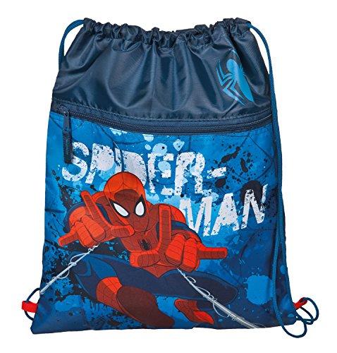 Undercover SPON7240 - Schuhbeutel Spiderman, ca. 41 x 32 cm