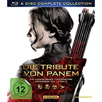 Die Tribute von Panem - Complete Collection