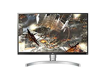 LG 27UK650 27 inch 4K UHD HDR 10 AMD Freesync Gaming Monitor