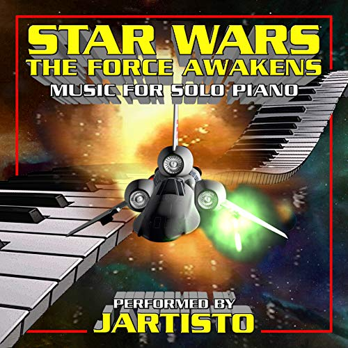 Star Wars-The Force Awakens: Music For Solo Piano