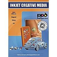 Photo Paper Direct ppd-31–5A4de inyección de tinta papel brillante magnético hoja