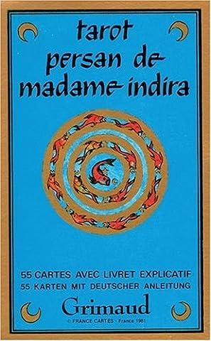 Jeu de cartes : Tarot Persan de Madame Indira (55
