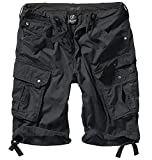 Columbia Mountain Shorts schwarz