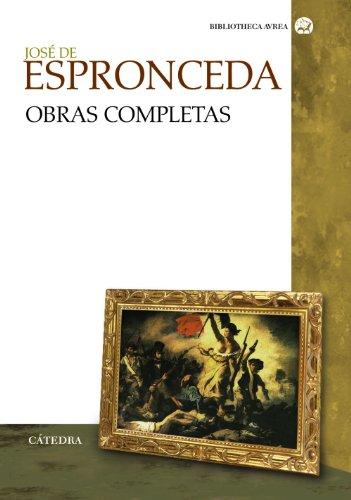Obras completas (Bibliotheca Avrea) por José de Espronceda