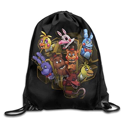 Kleine 3d Cartoon Fünf Nächte Im Freddy Print Schultaschen Für Jungen Mädchen Kinder Buch Tasche Mit Pencile Fall Mochila Para Ninos Herrentaschen