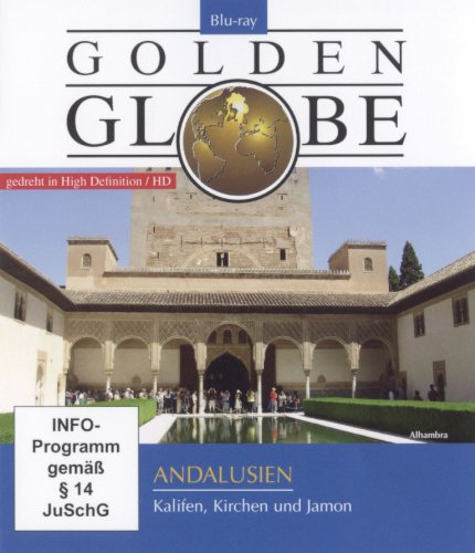 Andalusien - Golden Globe [Blu-ray]
