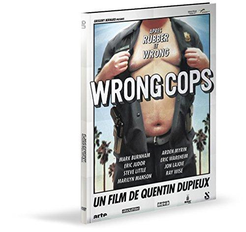 Wrong cops | Dupieux, Quentin, (1974-....). Metteur en scène ou réalisateur