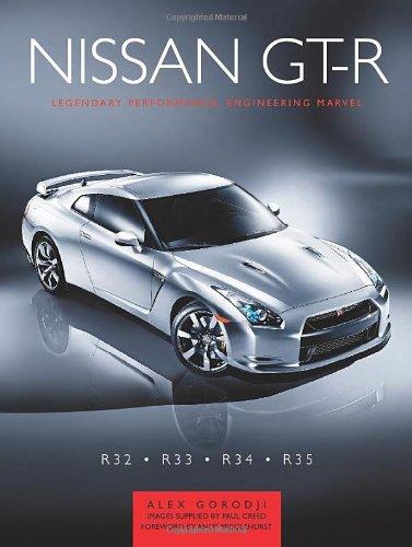Nissan Gt-R: Legendary Performance, Engineering Marvel por Alex Koradji