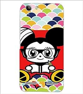 PrintDhaba Cartoon D-5970 Back Case Cover for LENOVO VIBE K5 PLUS (Multi-Coloured)