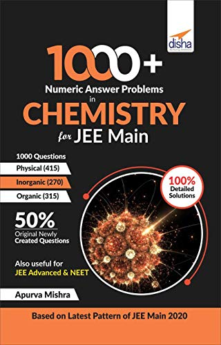 1000+ Numeric Answer Problems in Chemistry for JEE Main