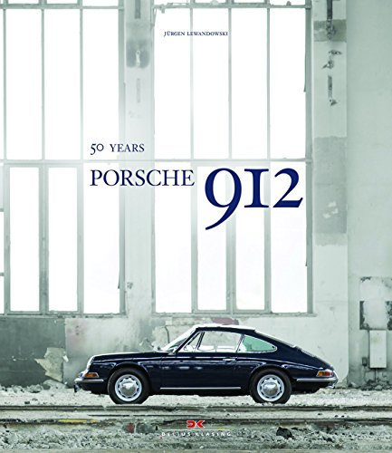 Porsche 912: 50 Years by J??rgen Lewandowski (2016-06-27) for sale  Delivered anywhere in UK