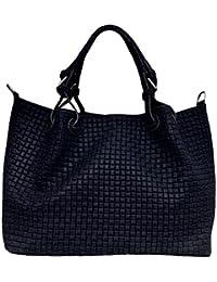 LUXURY LEATHER BAG - Bolso al hombro de Piel para mujer