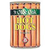 Ye Olde Oak Standard Hot Dogs, 400 g