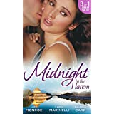 Midnight in the Harem: For Duty's Sake / Banished to the Harem / The Tarnished Jewel of Jazaar by Lucy Monroe (2015-05-01)