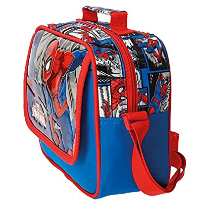 51oxYk2wHuL. SS416  - DC Comics Spiderman Bolso Make Up Adaptable El Trolley Bag Bolsos Neceser Vanity Estuche