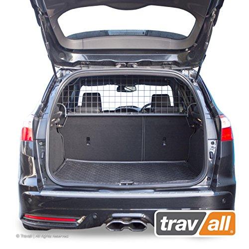Travall® Guard Hundegitter TDG1303 – Maßgeschneidertes Trenngitter in Original Qualität - 3