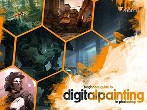 Beginners Guide to Digital Painting in Photoshop Vol 1 por Nykolai Aleksander