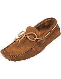 Jack and jones - Cannes toasted coco - Chaussures basses cuir ou synthétique