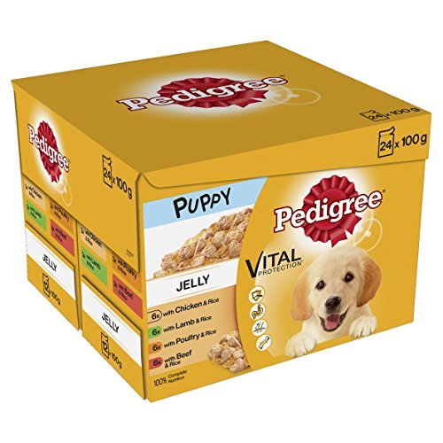 pedigree-puppy-pouches-meat-selection-in-jelly-24-x-100-g