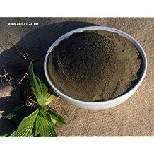 Naturix24 – Spitzwegerich Tee, Spitzwegerichblätter gemahlen – 100g Beutel